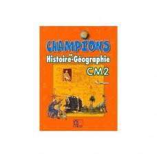 Champion en histoire-geographie CM2