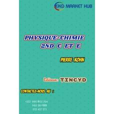 Physique-Chimie 2nd C et E