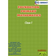 Foundation Primary Mathematics Class 1