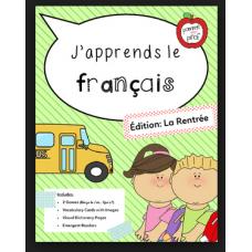 J apprends le Francais class 1
