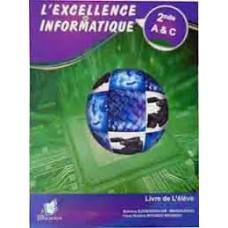 L Excellence en Informatique 2nd A et SES