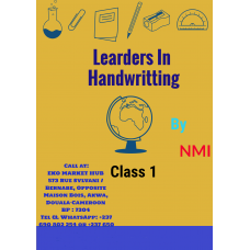 Leaders in Handwritting class 1