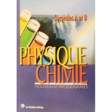 Physique-Chimie 2nd A et SES