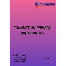 Foundation primary Mathematics