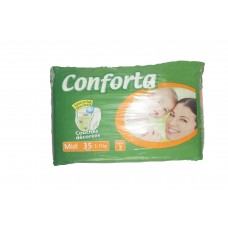 diaper for baby - comforta size 3