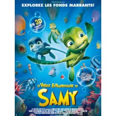 SAMY EXTRAORDINARY JOURNEY