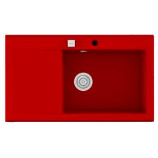 Single sink + drainer