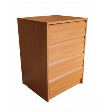 ELEGANCE COMMODE 4 DRAWERS