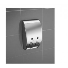 Double wall soap dispenser