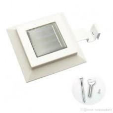 solar led panel 6w square