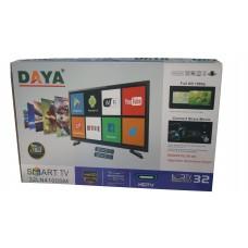 "Led TV DAYA Classe  Téléviseurs LCD 32"""