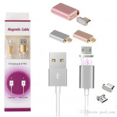Magnetic cable and Sync