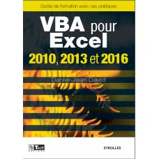 VBA pour Excel 2010 - 2013 - 2016 - guide de formation