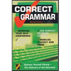 Correct Grammar