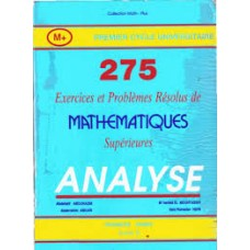 275 Exercices et Problemes