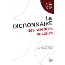 Le Dictionnaire des sciences sociales 2013 dir Jean Francois Dortier