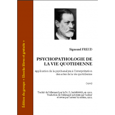 Freud Psychopathologie De La Vie Quotidienne