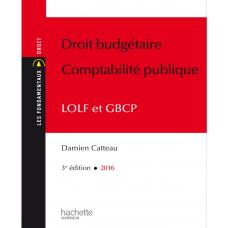 Droit Budgetaire et Comptabilité Publique