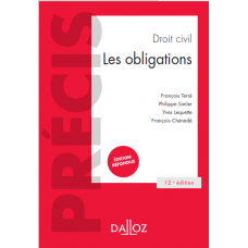 Droit civil des Obligations Dalloz 2019