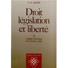 Droit legislation et liberte
