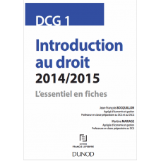 Introduction au droit 2014 2015 Lessentiel en fiches