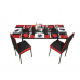 2 SEATS DINNING TABLE