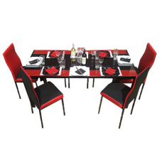 4 SEATS DINNING TABLE