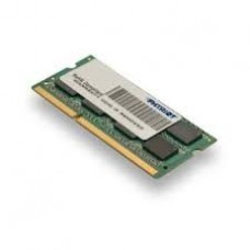 Patriot Signature DDR3 8 GB RAM CL9 PC3-10600 (1333MHz) SODIMM 8 Not a kit (Single) 204-Pin SO-DIMM PSD38G13332S