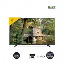 TV DAYA LED Digital TV - Full HD - 32 inches  Built-in Stabilizer