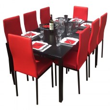 8 SEATS DINNING TABLE