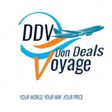 Air Ticket with Don Deals