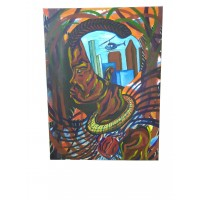 Wapati African Paint Thoughts