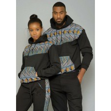 together afritude sweater and jogging couples