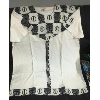shirt man in afritude mode wax