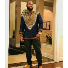 fashion africa tunic