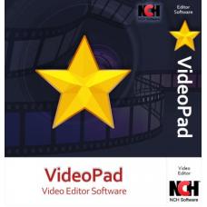 logiciel gratuit VideoPad Video Editor