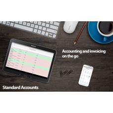 Comptes Standard - application gratuite de facturation, reporting et comptabilité