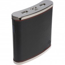 Digital Treasures Powerflask Portable Power Bank for Mobile Charging