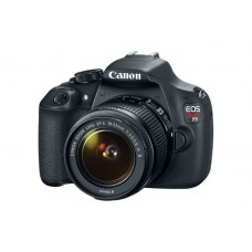 Canon EOS Rebel T5 (IS) 18MP Digital SLR Camera With 18-55mm Lens Kit