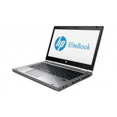 HP Elitebook 8470p  3eme generation Intel Core i5 3320  2.6GHz  8Go  320Go HD   DVD   14 pouces Windows 10 Pro 64