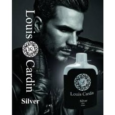 Silver by Louis Cardin for men