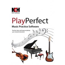 Logiciel gratuit PlayPerfect Music Practice Software - Improve or Learn to Play an Instrument