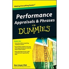 Performance Appraisals and Phrases