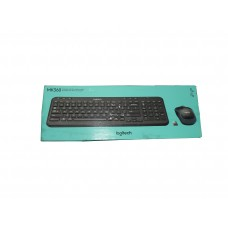 Logitech pack clavier souris sans fil - MK360