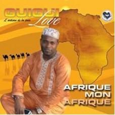 GuiGui Love - Afrique, Mon Afrique!