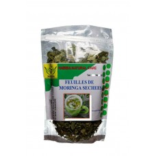Feuilles de MORINGA Sechees by HABIBA NATURAL CARE