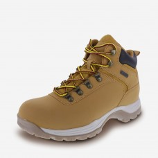 Rugged Outback Men s Alpine Waterproof Hiker Light brown size 41