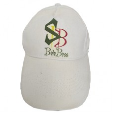Boloboss cap - printed - white
