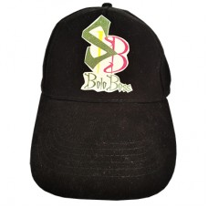 Boloboss hat - printed - black
