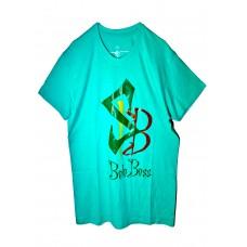 Boloboss print t-shirt - caribbean